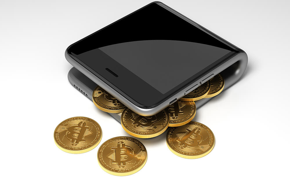 Mobile wallets are one of the most used for cryptocurrencies